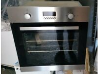 Lamona 3400 Single Oven *Works perfectly but NEEDS £24 GLASS DOOR*