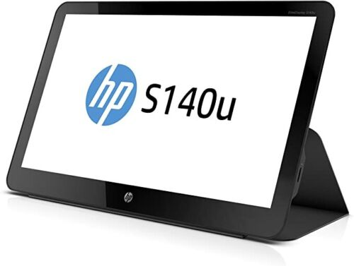 "HP S140u 14"" Portable, Backlit LED - Widescreen - Laptop Monitor - 1600 x 900"