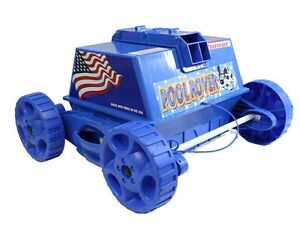 New AQUABOT APRVJR Junior Jr Above Ground Swimming Pool Electric Cleaner Rover