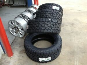 Toyo Tires LT275/65R20, Open Country R/T Tire