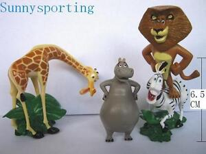 Disney-Madagascar-4-FIGURES-Alex-Marty-Gloria-Melman