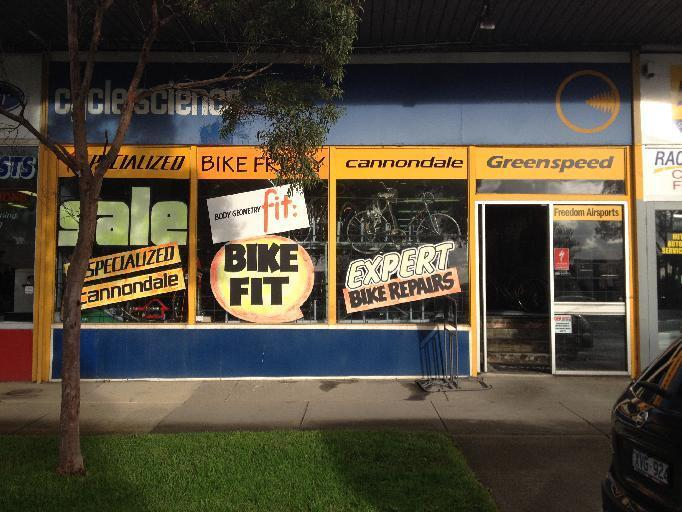Cycle Science Mitcham