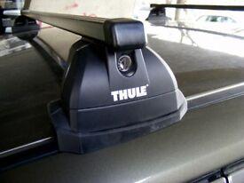 Thule Square Bar Roof Bars racks - HYUNDAI i30/ KIA Cee'd Pro/ Cee'd
