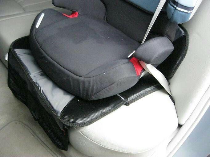 Kindersitzunterlage Kids Kindersitz Auflage Sitzschoner Sitzauflage Unterlage
