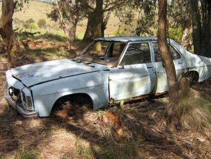 HX HOLDEN SEDAN Walcha Walcha Area Preview