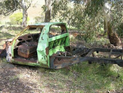 Holden HQ ONE TONNER CHASSIS Walcha Walcha Area Preview