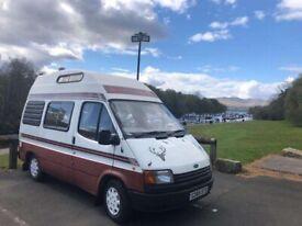 Ford Transit Auto Sleeper Campervan