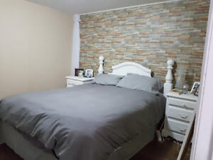 Two Bdrm Bsmt Apartment - Ready Oct 1st - All Inclusive!