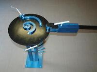 Universal bender (SALE) - roller, scroll, bar bender, ring roller, flat bar, profile bender.