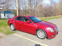 2010 Cadillac CTS 4 Familiale