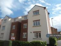 2 bedroom flat in Black Rock Way, Mansfield , NG18 (2 bed)