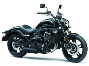 Kawasaki Vulcan s ABS 650 cc comes with lots of extras
