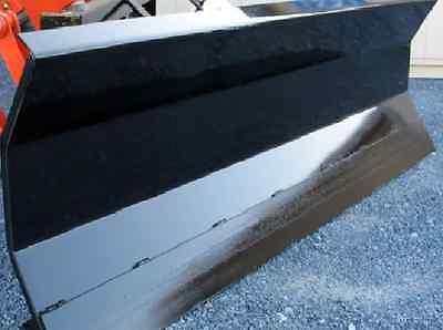 New 10 120 Snow Plow Blade Skid Steer Loadertractor Bobcat Cat John Deere