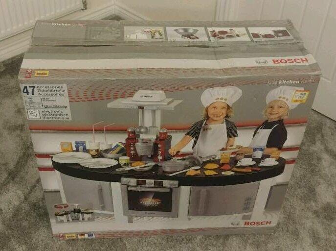 Kids Bosch Play Kitchen Set
