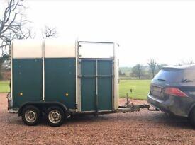 Ifor Williams Hunter 505R Horse Box