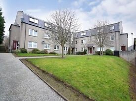 Two bedroom first floor apartment with parking in the centre of the very popular suburb of Cults