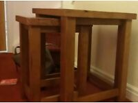 2 Next coffee tables