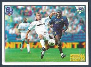 MERLIN-1996-PREMIER-LEAGUE-96-528-BOLTON-WANDERERS-V-WIMBLEDON-IN-MATCH-ACTION