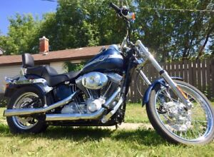 Harley Softail FXST -  End Of Summer Sale