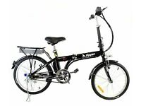 New Electric Folding Z2 Compact Bikes Free Uk delivery