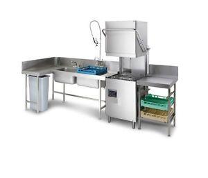Commercial Restaurant Dishwasher