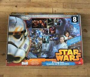 Star Wars Giant 8 Puzzle Pack