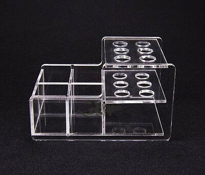 1pc Dental Adhesive Resin Syringe Acrylic Organizer Holder Case Stand New