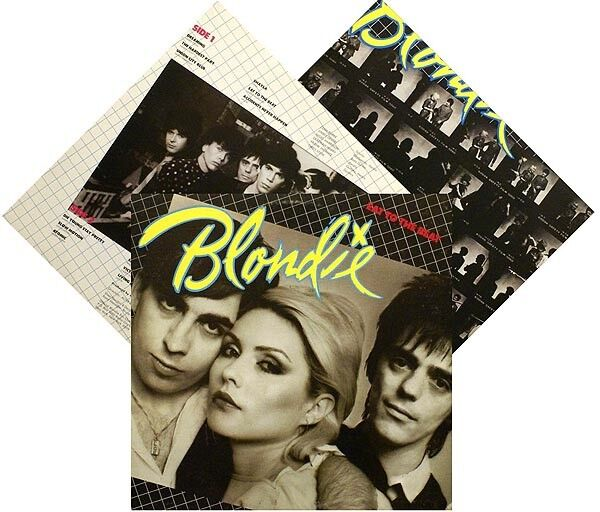 Blondie / Eat To The Beat / With Insert / Chrysalis CHE 1225 - $15.00