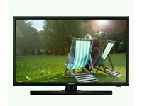 "Samsung T32E390SX Smart 31.5"" LED TV."