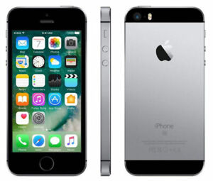 iPhone 5SE 64GB Silver-mint condition