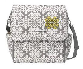 Petunia Pickle Bottom Boxy Changing Bag