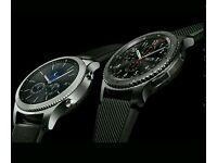 Samsung Genuine Smart Watch Model name : Samsung Gear S3 Frontier Smart Watch SM-R760 Wi-Fi,