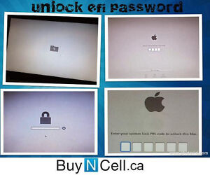 MAC PASSWORD REMOVER - EFI OR OPERATING SYSTEM PASSWORD