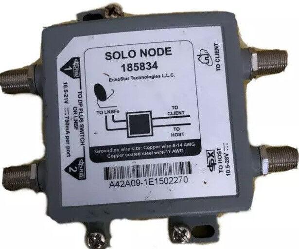 Dish Network Hopper Joey Solo Node 185834