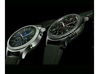 Samsung Gear S3 Smart Watch SM-R760 Wi-Fi Bluetooth Ver. - Frontier