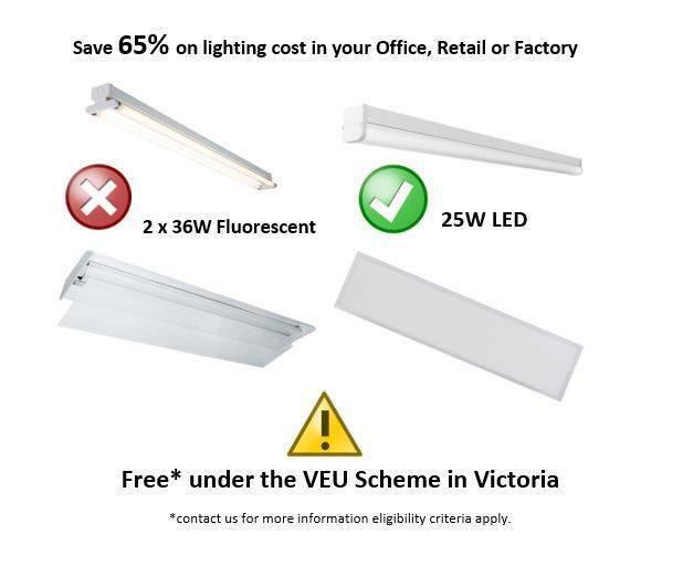 Led Lights For Business Under Govt Veu