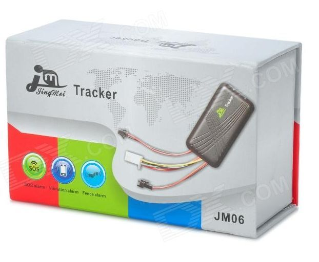 Mini Car GPS Tracker, Support SOS Emergency Call, Quad-Band Universal GSM, GPRS Real-time Report
