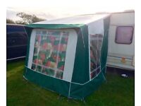 Caravan porch awning-very good condition!!