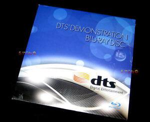 New DTS HD MA 5.1,7.1 Ultimate Demo #15 Genuine Blu Ray Disc CES 2011/Thx - Rare
