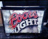 HUGE Coors Light Cooler