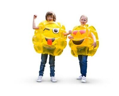Kids Fun Play 2 Inflatable Body Bumper Balls - Inflatable Body