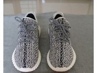 Adidas Yeezy 350 Boost Turtle Dove/ Oxford Tan by Kanye West with Originals