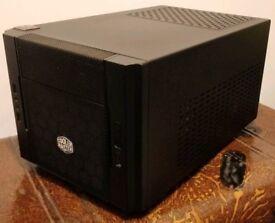 Intel i5-6600k, 512gb m.2 SSD, 32Gb DDR4 RAM, Nvidia 1060gtx 6Gb