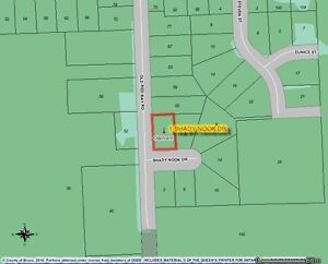Well Treed, Private, Corning Building Lot - McIntee Sauble Beach
