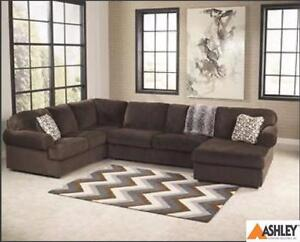 ASHLEY SECTIONAL SET ON SALE FROM $878