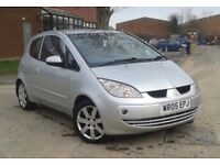 Very reliable, regularly serviced, Mitsubishi Colt 1.3 2005