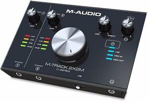Interface Audio M-Audio M-TRACK 2X2