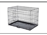 Large dogs crate