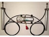 SEBRING CONVERTIBLE POWER ELECTRIC HATCH TOP HYDRAULIC DURA PUMP 2006 06