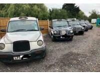 EX London Taxi INT TXII Auto TX2 Black Cab TAXI 11 In Stock